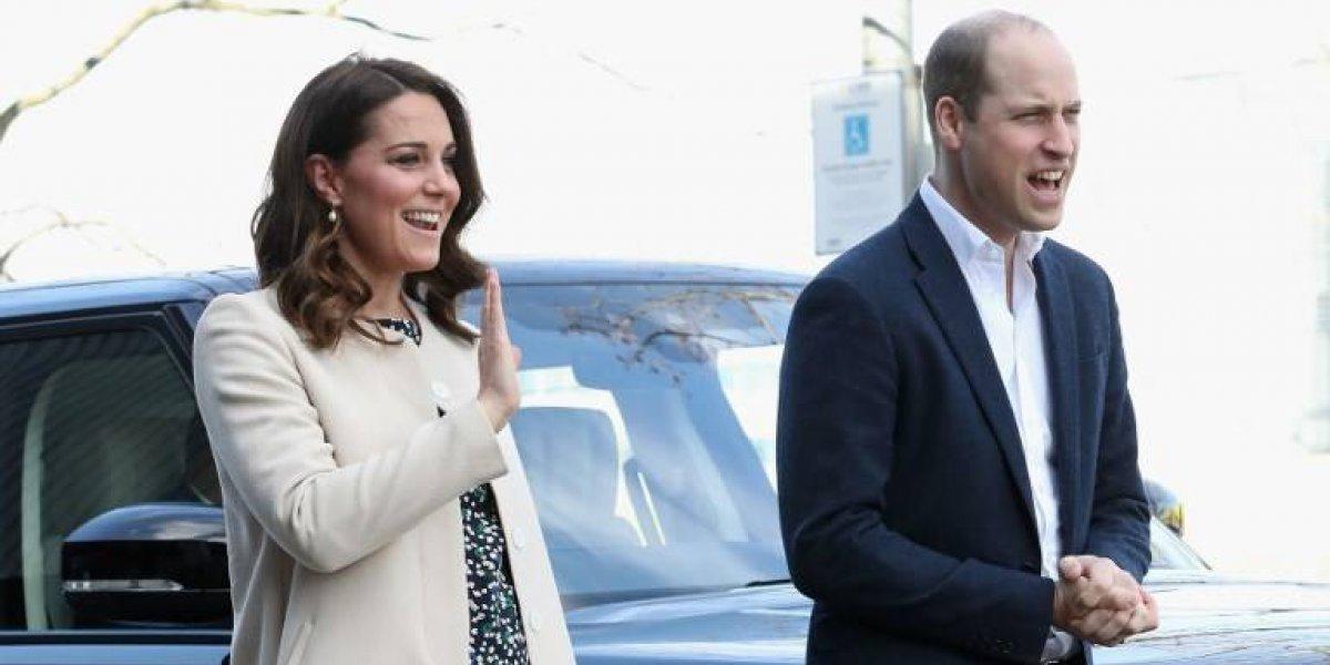 Ya nació el tercer hijo de Kate Middleton y el príncipe William