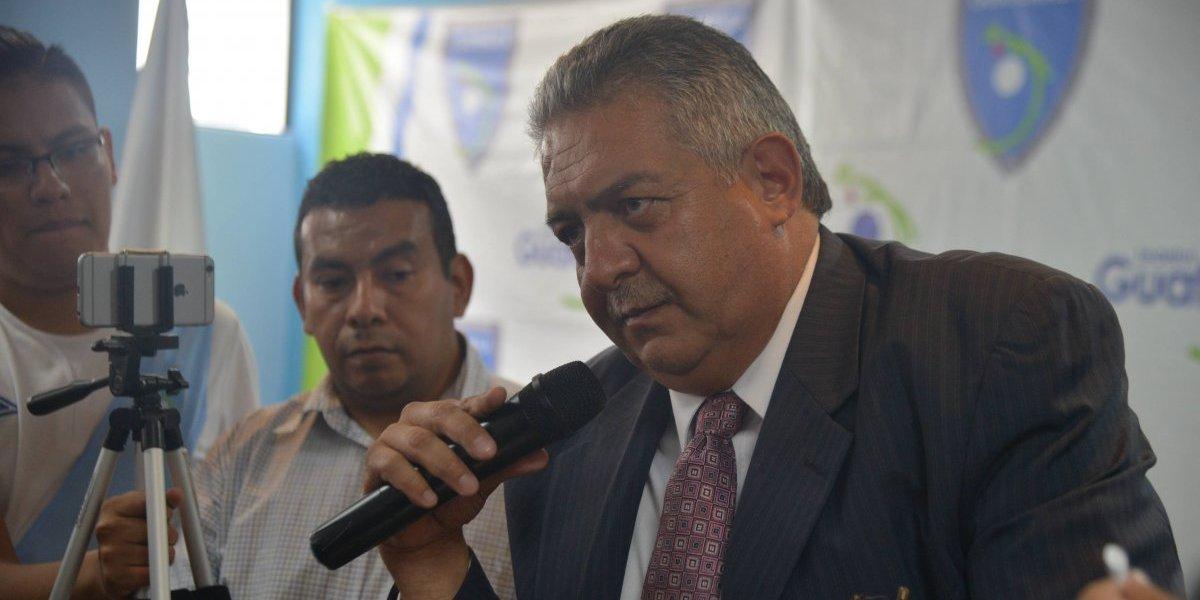FIFA pide renuncia de directivos de la suspendida federación de Guatemala