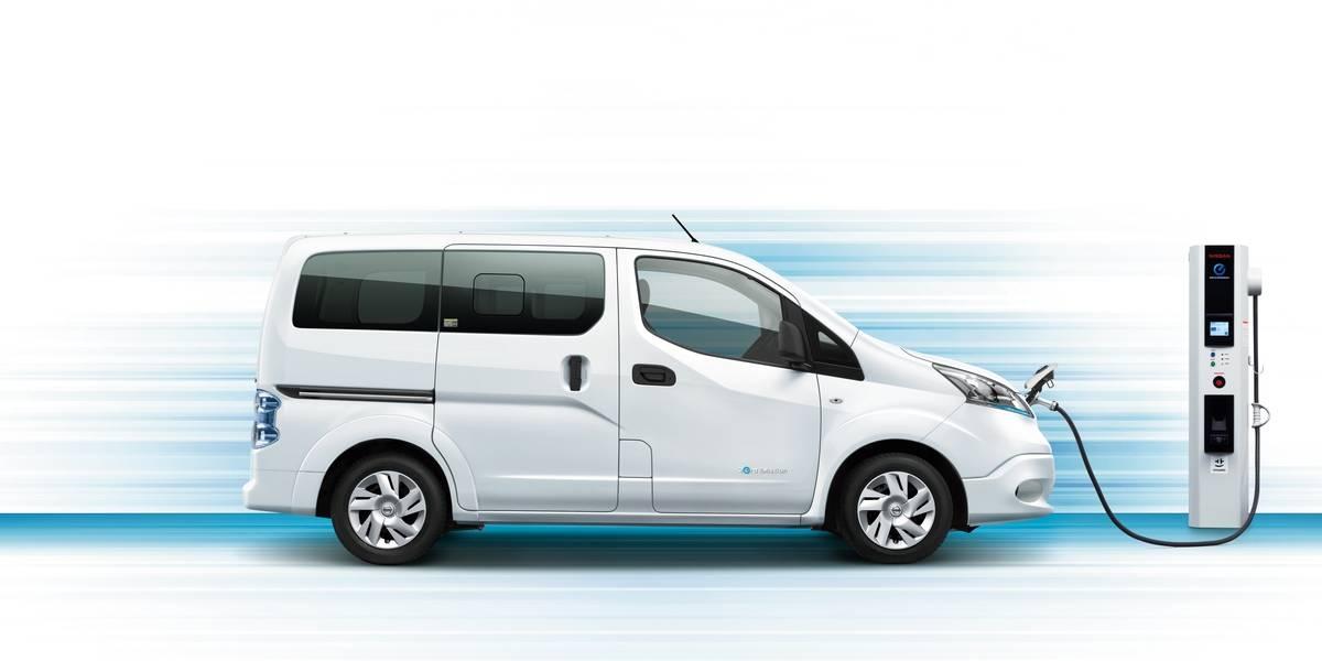 Con una batería de mayor capacidad, Nissan renueva su comercial eléctrico