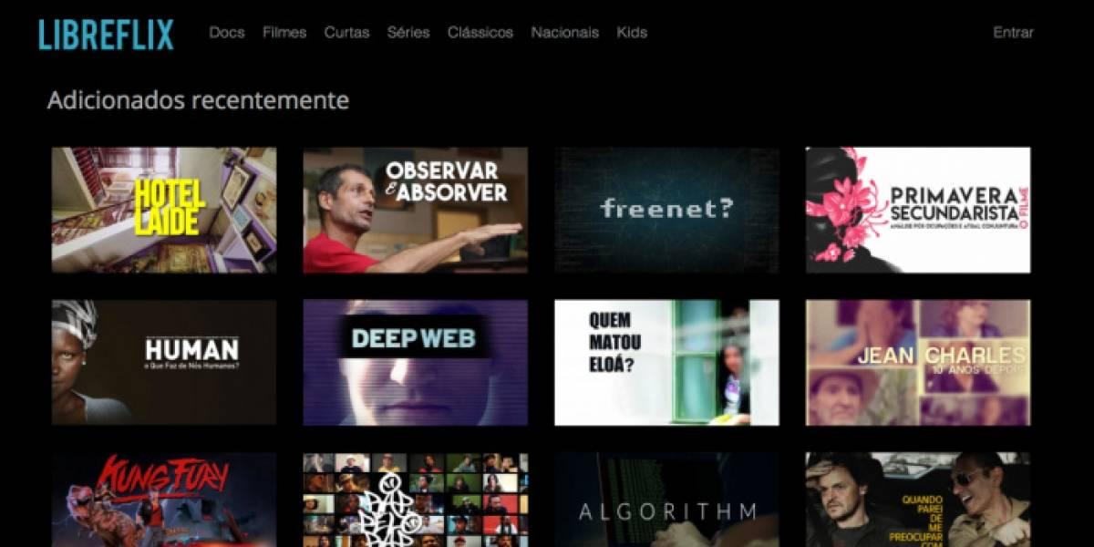 Libreflix: Alternativa ao Netflix que é grátis e da lei