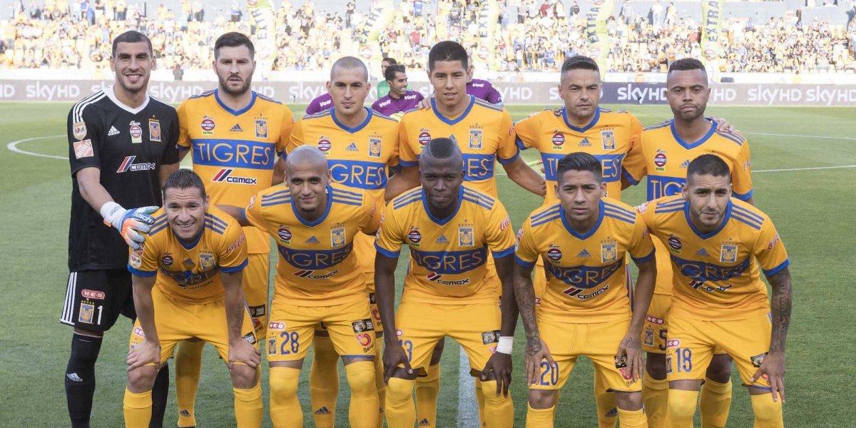 Tigres domina en triunfos a Rayados en los Clásicos regios