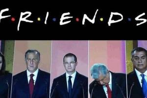 Los mejores memes del primer debate presidencial