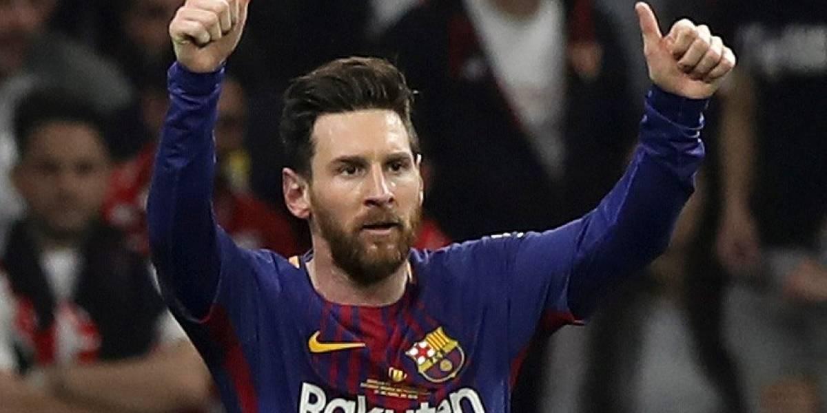 Lionel Messi superó a Ronaldo como el futbolista mejor pagado