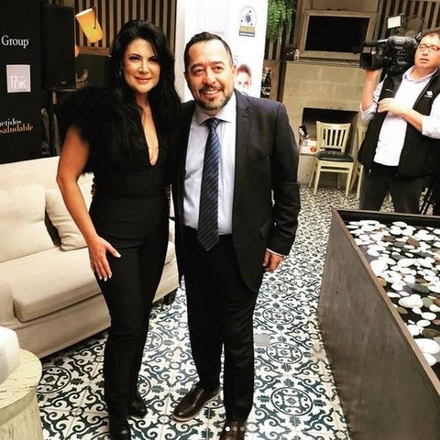 Alejandra Ávalos ahora Foto: Twitter
