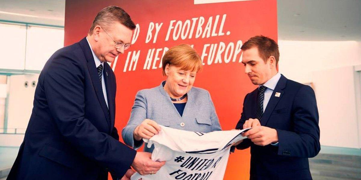 Alemania desea unir al continente con la Eurocopa 2024