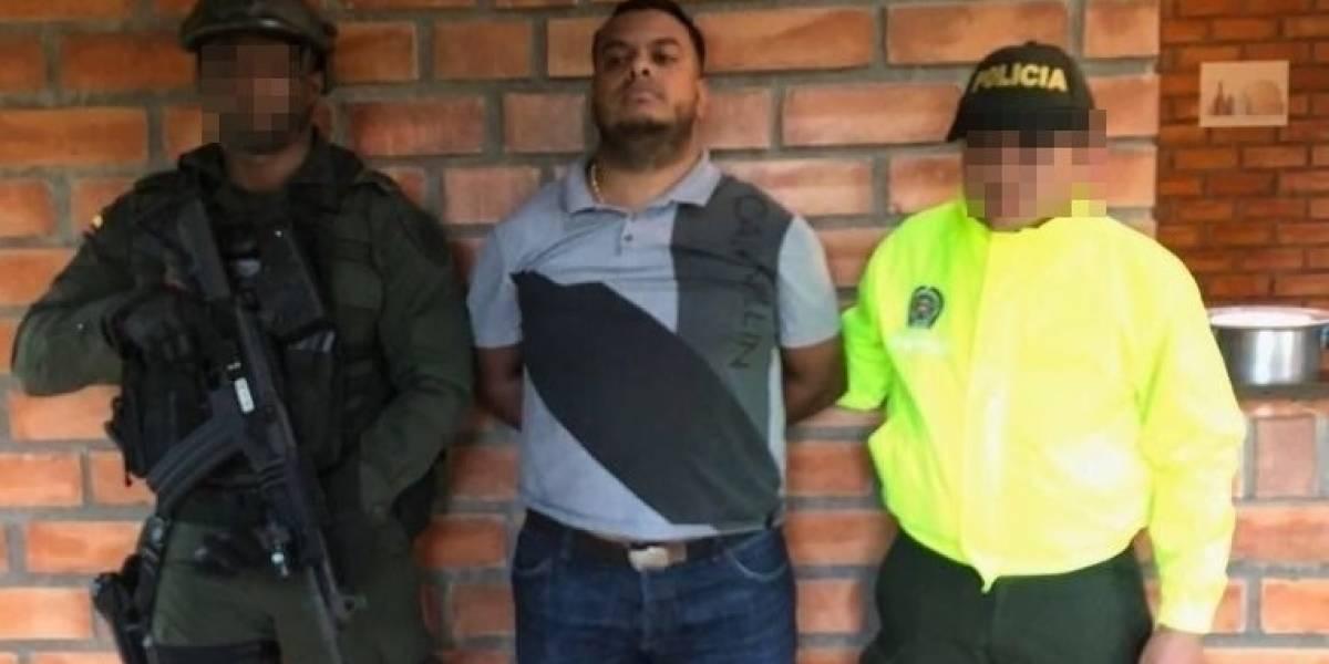 """Cinco claves para entender quién es alias """"Sombra"""", capturado en Medellín"""