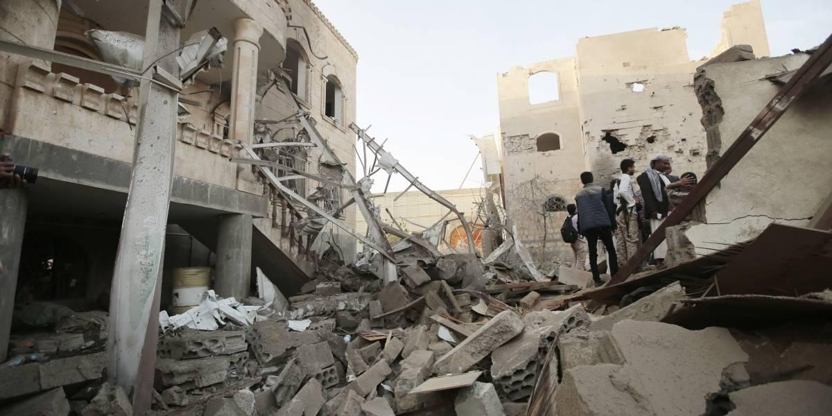 Ataque saudí golpea boda en Yemen matando a la novia y a otras 19 personas