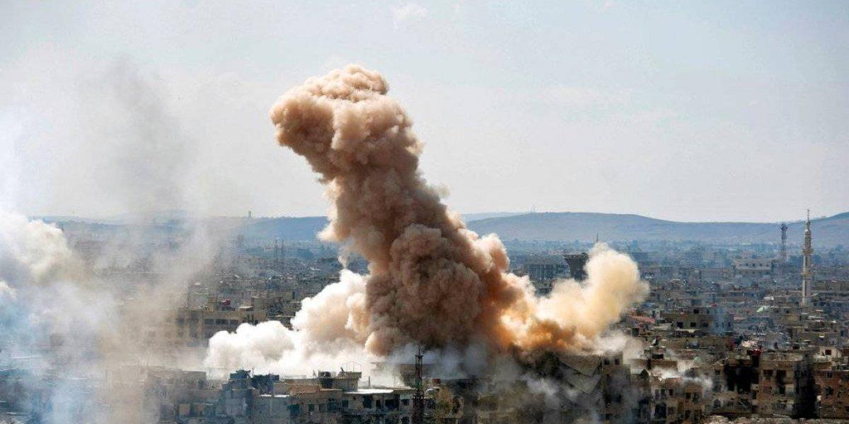 Fuerzas sirias montan ofensiva contra el Estado Islámico