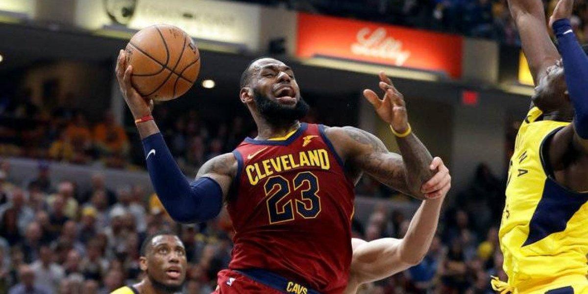Cavaliers empatan serie tras derrotar a los Pacers