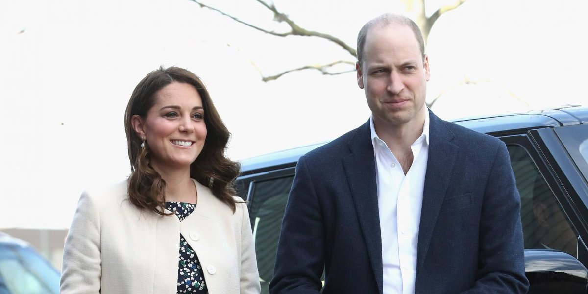 El momento en el que el Príncipe William se avergonzó de una reacción de Kate Middleton
