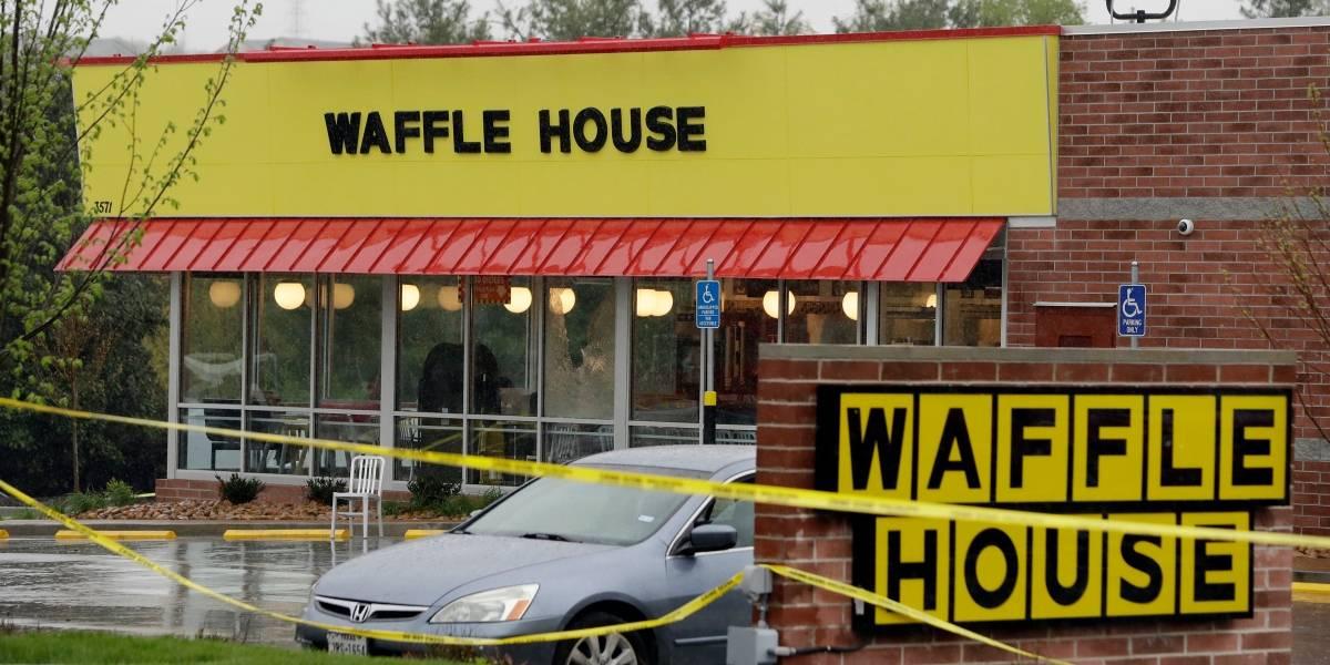 Tiroteo en Nashville: policía arresta a sospechoso de la masacre en Waffle House
