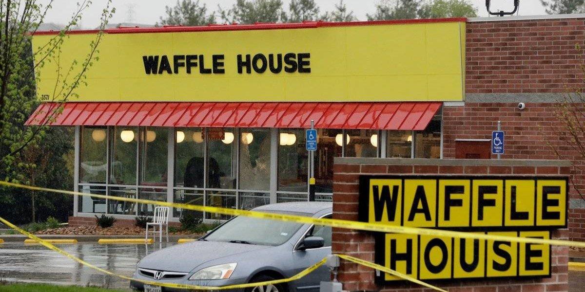 Capturan a presunto autor de masacre en restaurante de Tennessee