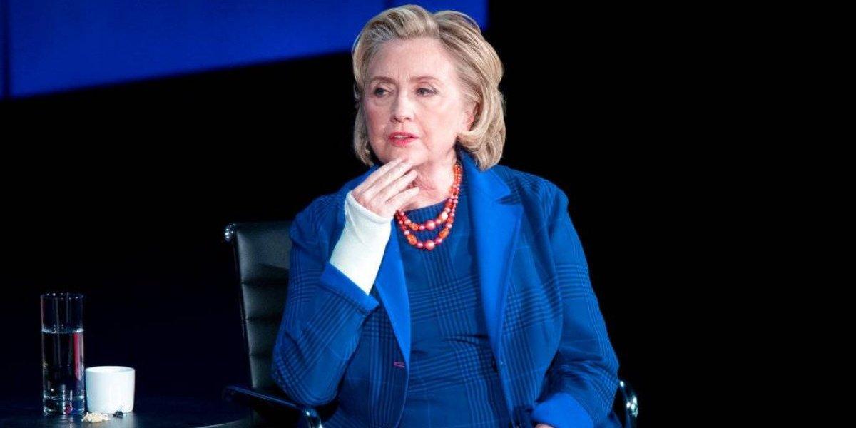 Hillary Clinton: La libertad de prensa en peligro bajo Trump