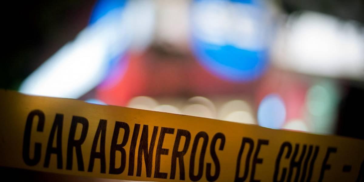 Violento asalto a bencinera en San Bernardo: balean a trabajador haitiano para robarle $90 mil