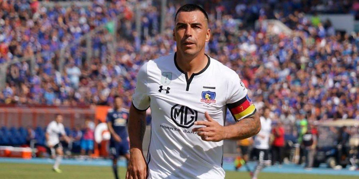 Clubes, arqueros y estadios: todos los datos de los 203 goles de Esteban Paredes en Primera División
