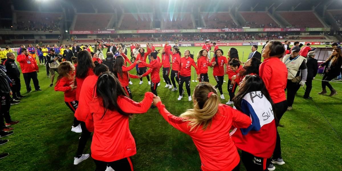 """Chile va al Mundial"": en Argentina ironizaron con goleada de la Roja Femenina sobre la Albiceleste"