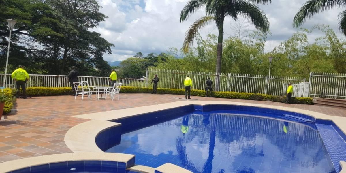 Extinción de dominio a bienes del excapo del narcotráfico Carlos Lehder