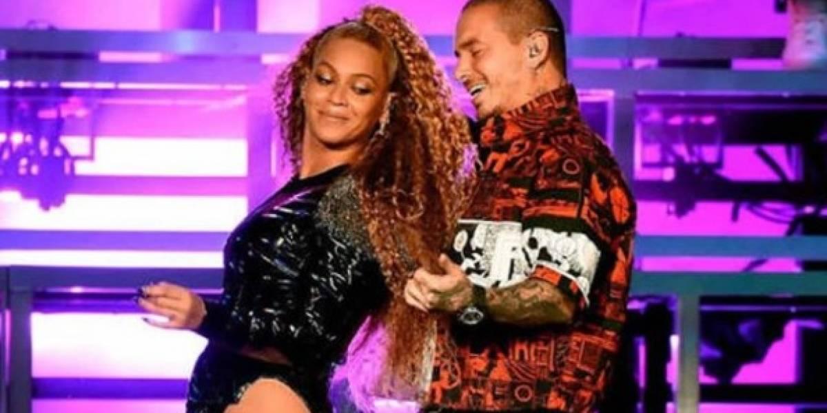 Anitta parabeniza J Balvin por apresentação com Beyoncé no Coachella