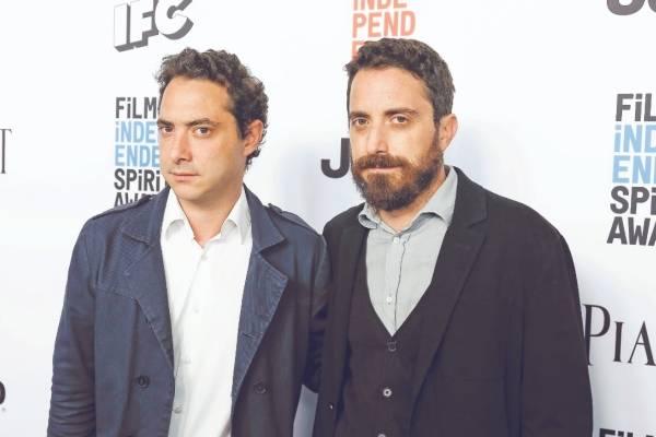 Juan de Dios y Pablo Larraín