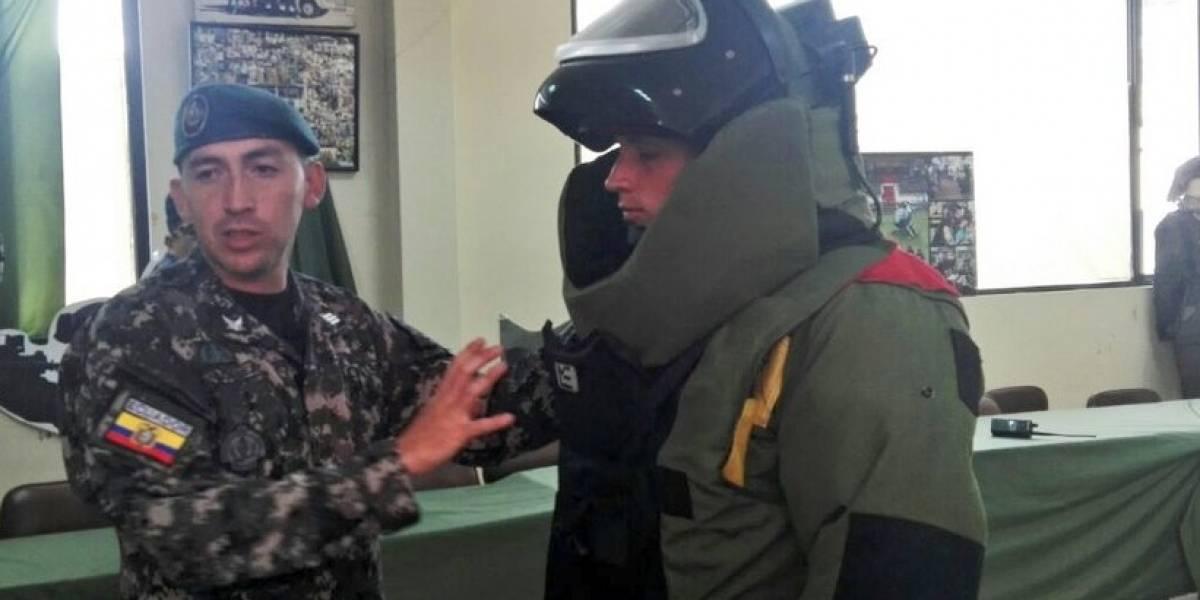 """Policía Nacional recomienda """"No tocar, no mover y no abrir"""" paquetes sospechosos"""