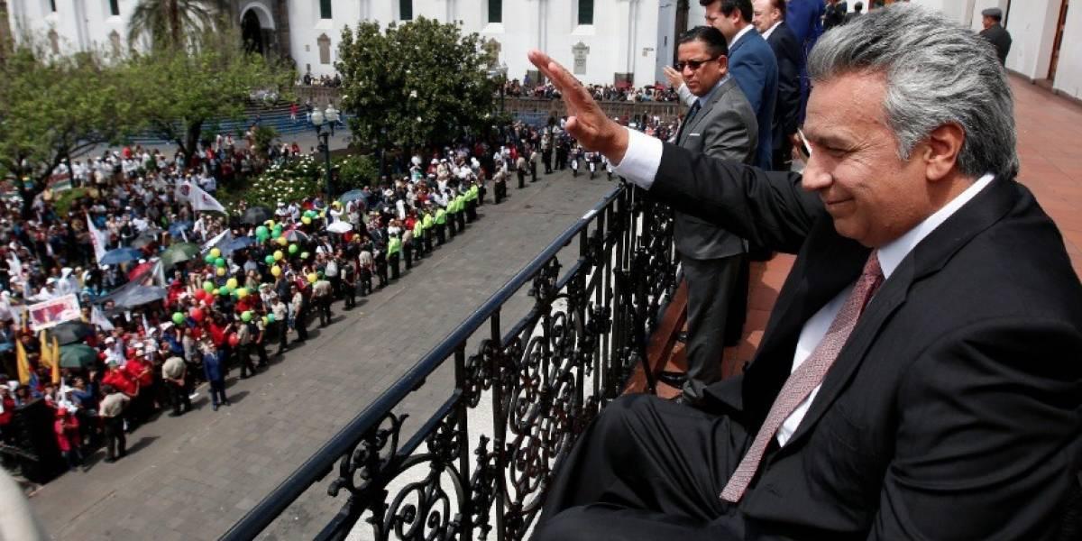 Lenín Moreno: Debemos hablar menos de la paz y ponerla más en práctica