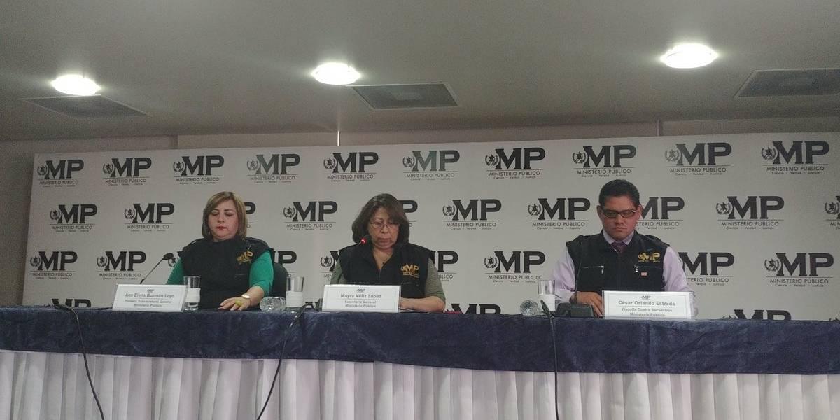 Ministerio Público solicitará antejuicio contra alcalde de Rabinal
