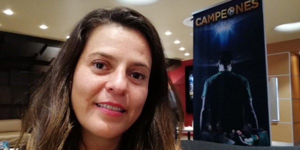 Hermanas Deschamps, en busca cautivar con la película 'Campeones'
