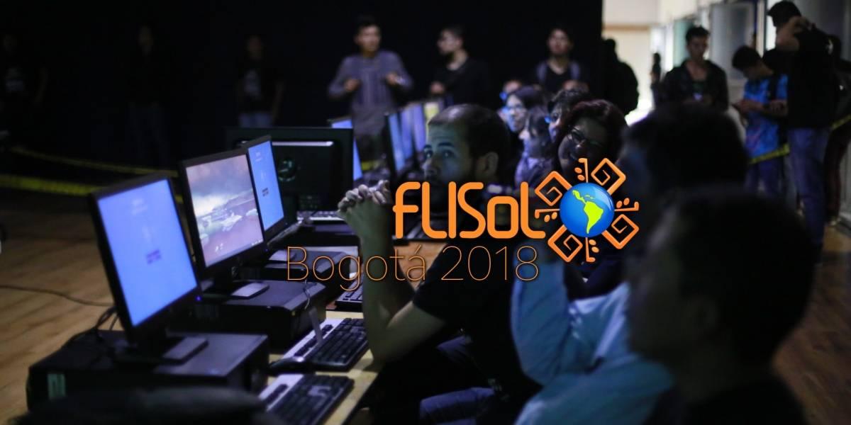 Vuelve el festival de software libre Flisol: la edición número 14 se realizará en Bogotá