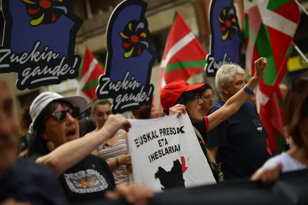 ETA celebrará encuentro de paz el 4 de mayo
