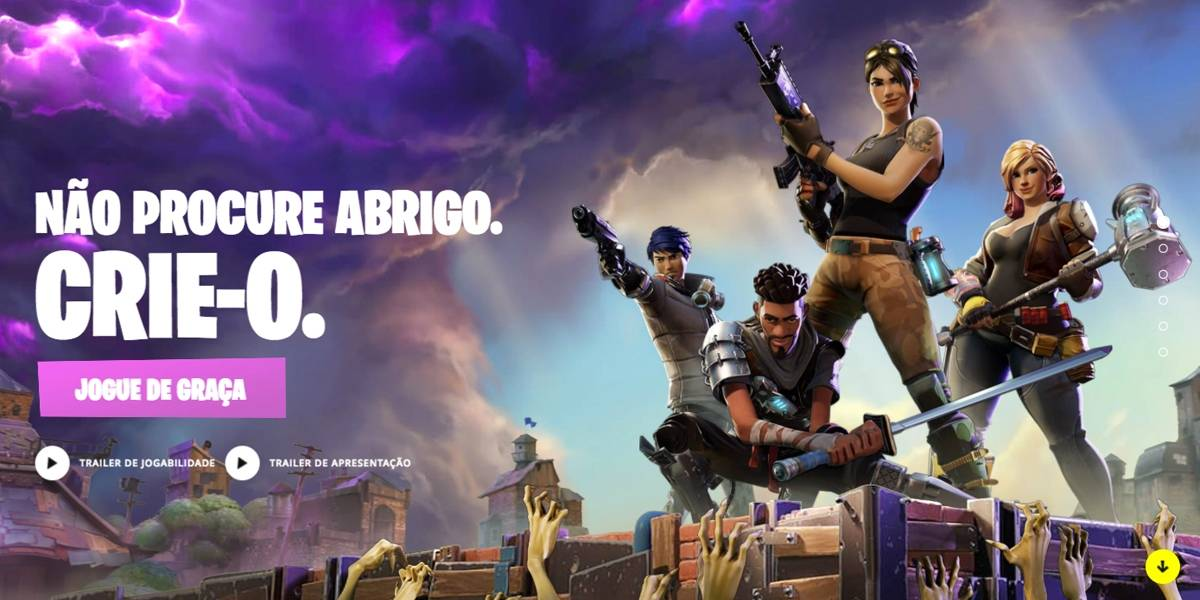 Epic Games desativa recurso no Fortnite para solucionar bug no game