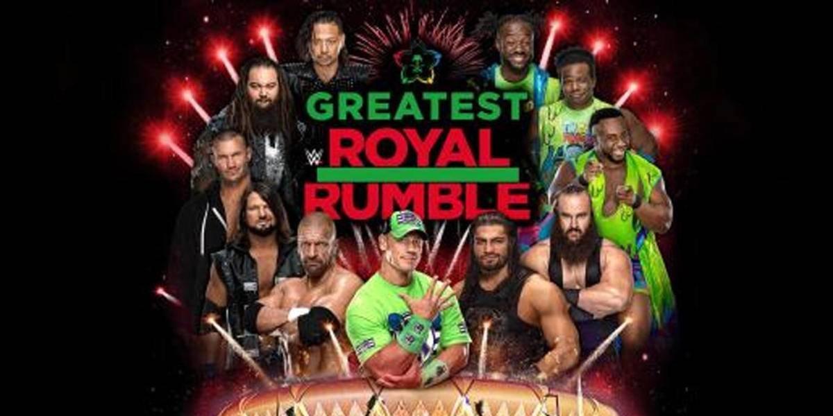 WWE Greatest Royal Rumble: cartelera, combates y quién transmite el espectacular evento en Arabia