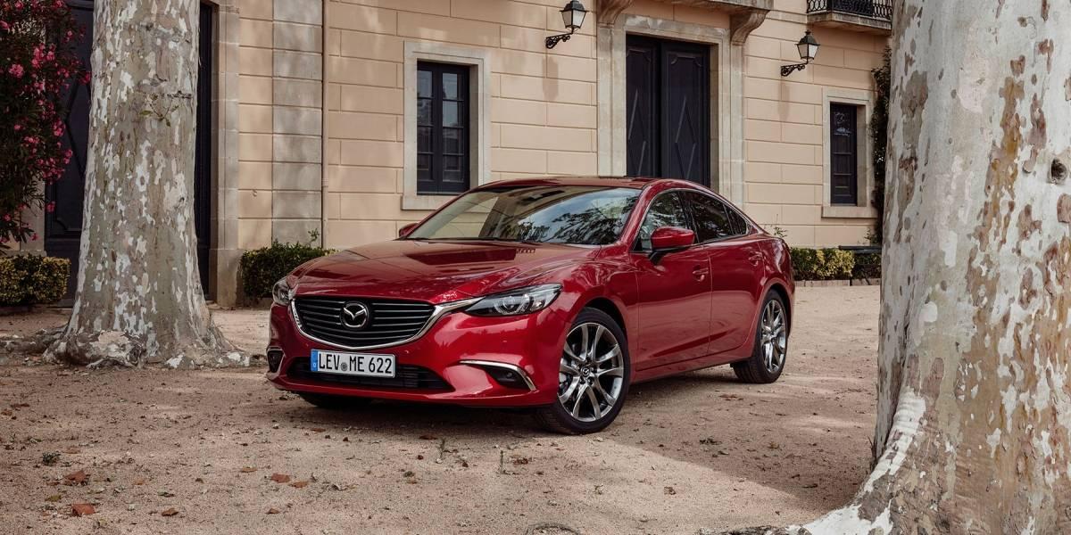 Meten turbo al Mazda 6