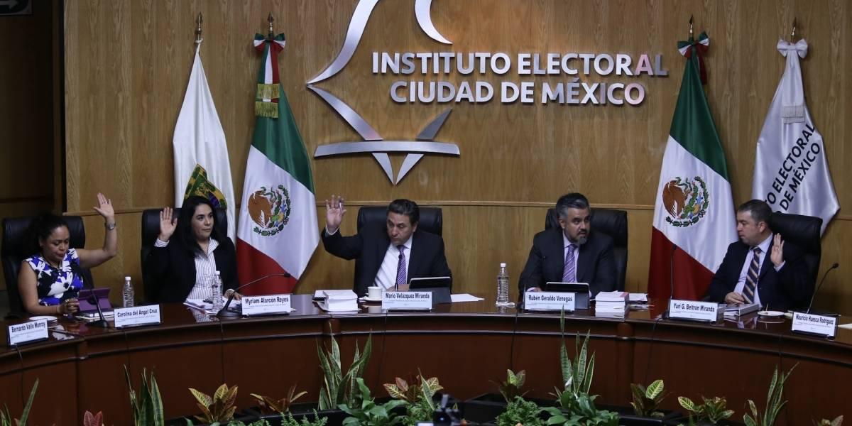 Elección de alcaldías tendrá resultados las primeras horas del 2 de julio: IECM