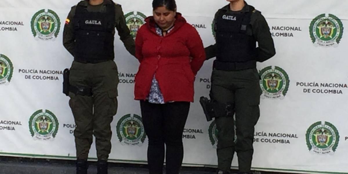 Así fue el rescate de un bebé de dos meses raptado por una mujer en Bogotá