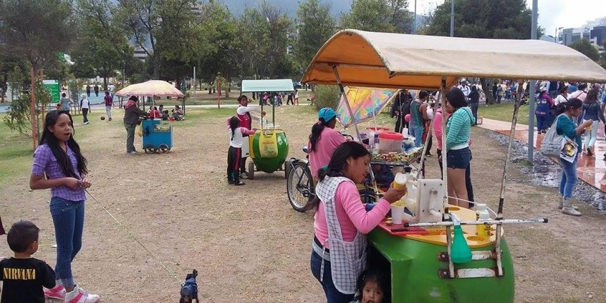 Municipio de Quito desmiente nuevo proceso para legalizar vendedores informales