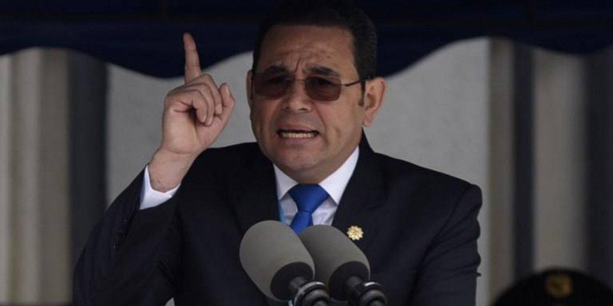 Gobierno de Guatemala sube de tono pugna contra fiscalía y misión antimafias de ONU