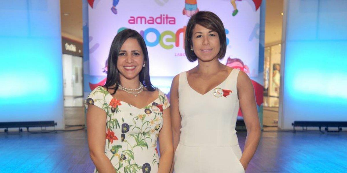 "Amadita Laboratorio Clínico presentó ""Amadita Superkids"""
