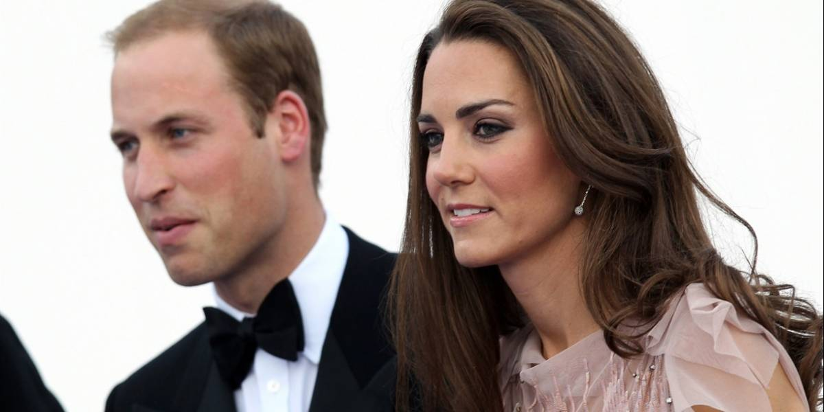 Kate Middleton y el príncipe William recibieron a su tercer hijo