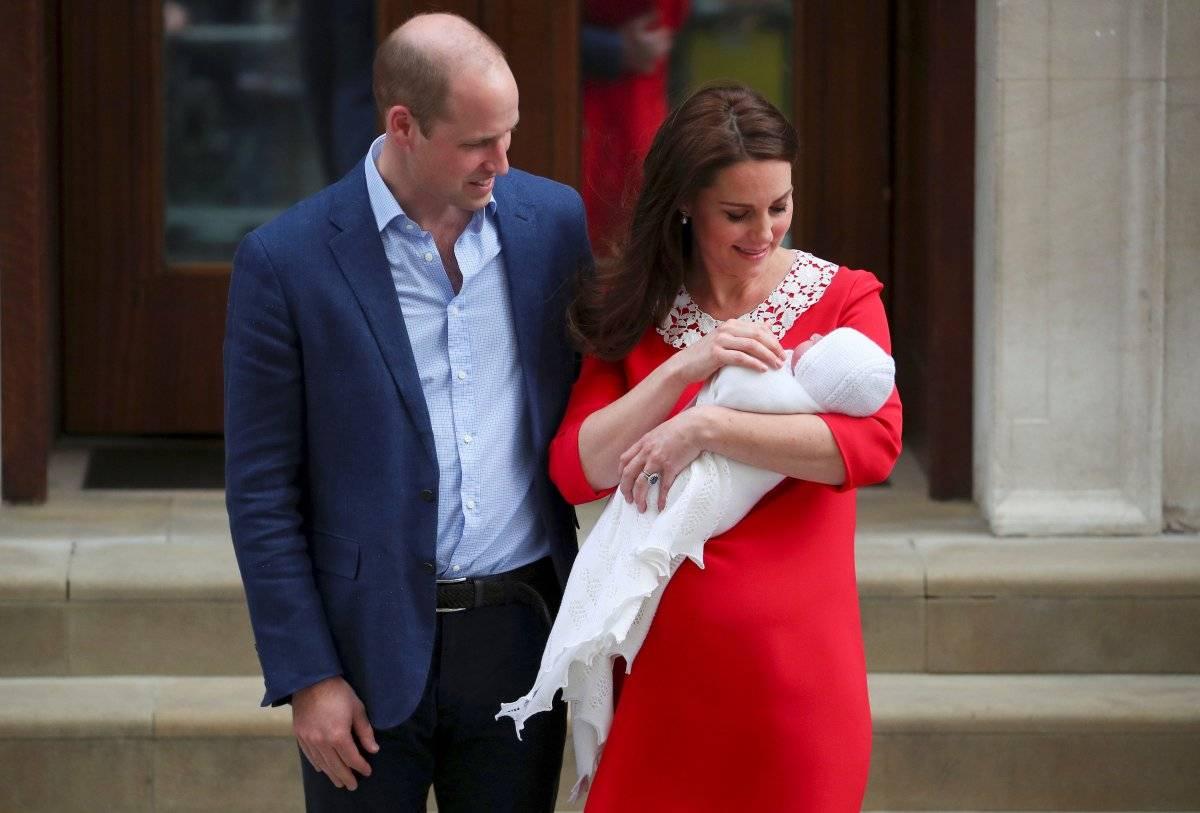Kate William bebê real