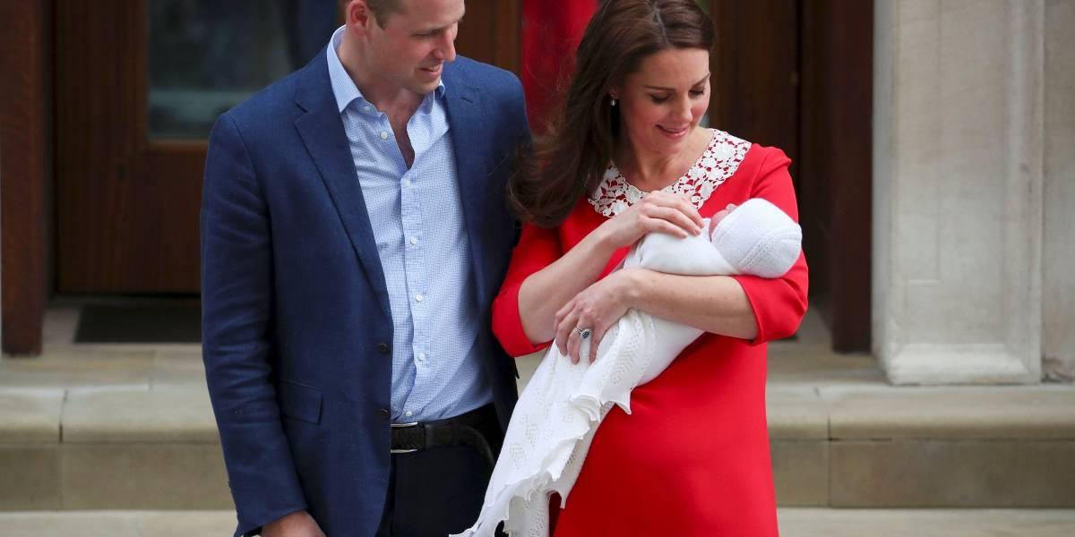 Veja o rostinho do terceiro bebê de Kate Middleton e Príncipe William