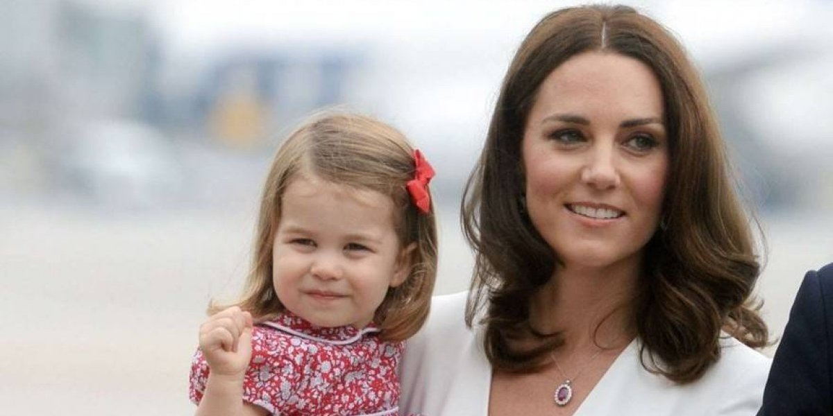 ¿Por qué la princesa Charlotte está siendo historia tras el nacimiento de su hermano?