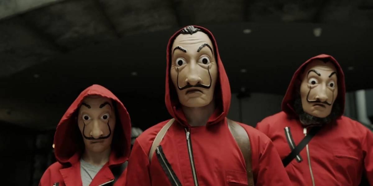 'La casa de papel': la serie que rompe récords en Netflix