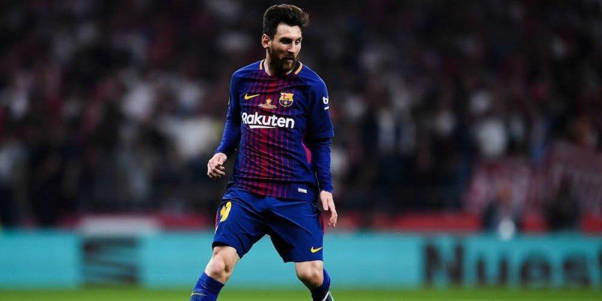 Lionel Messi supera a Cristiano Ronaldo como el futbolista mejor pagado