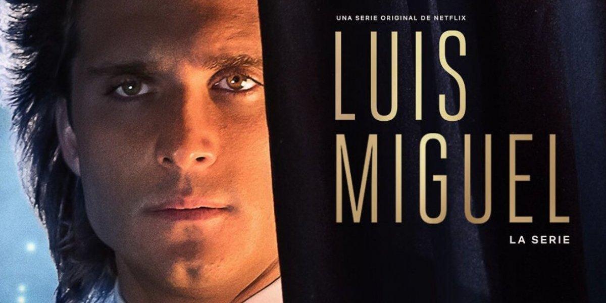 Sorprendente aparición de Luis Miguel en su serie de Netflix