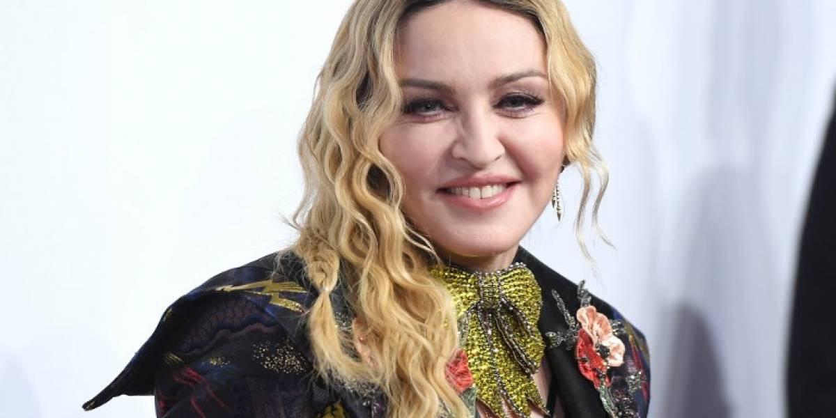 La carta de Tupac Shakur a Madonna tras su ruptura podrá subastarse