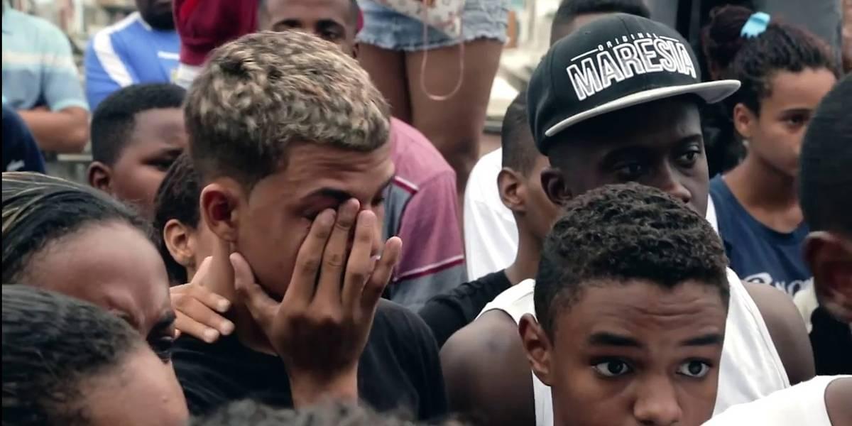 Filme sobre a violência policial vence o É Tudo Verdade