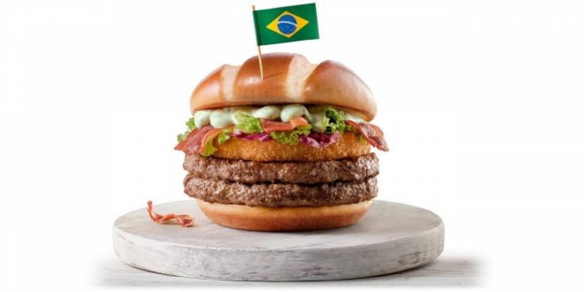 McDonald's: lanches da Copa já estão à venda
