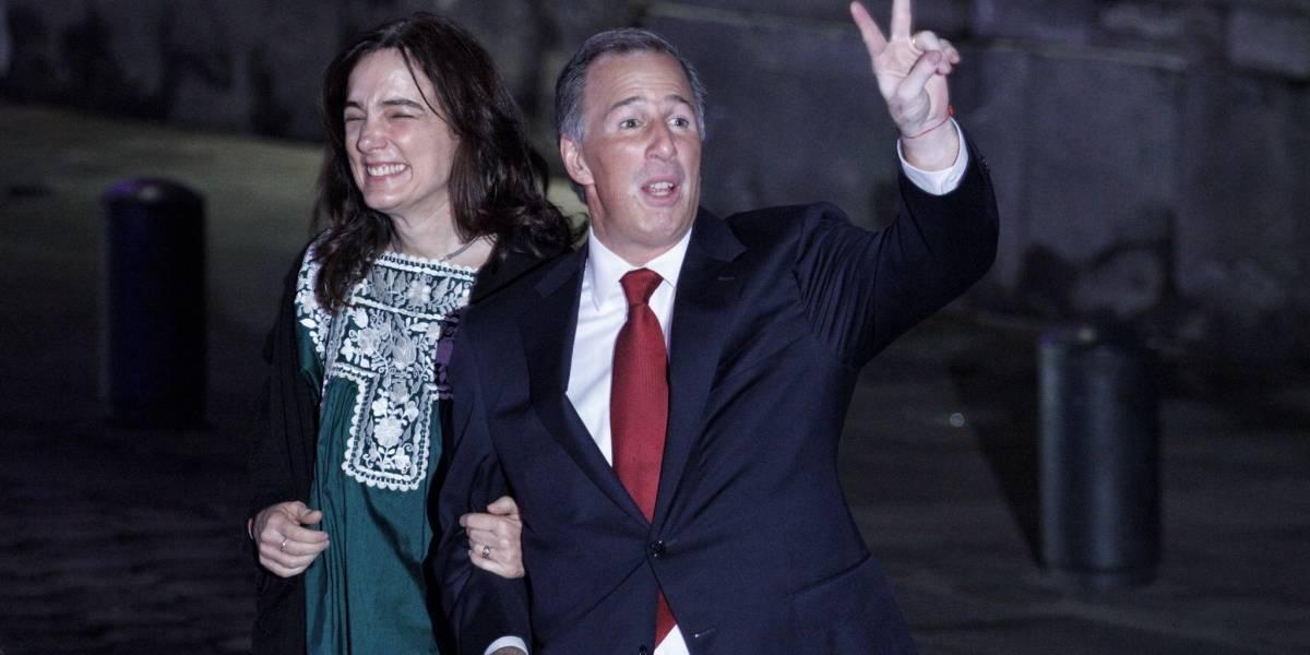 Resultado de imagen para debate presidencial 2018 mexico MEade