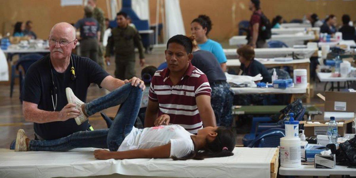 Médicos de Estados Unidos transforman vidas en Izabal