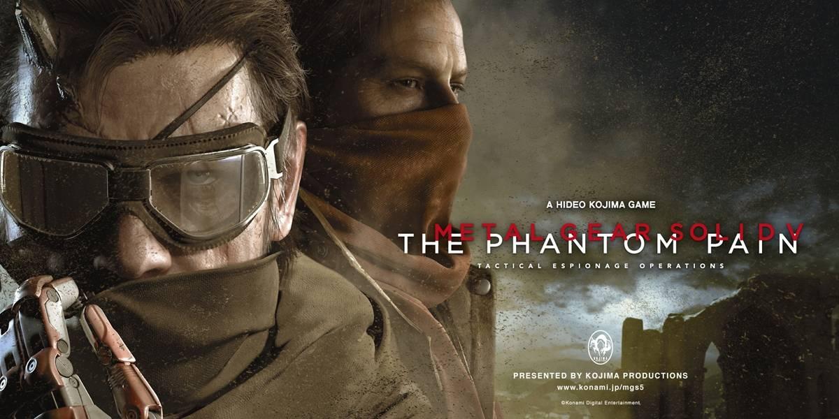 'Metal Gear Solid V' virá grátis para Xbox One